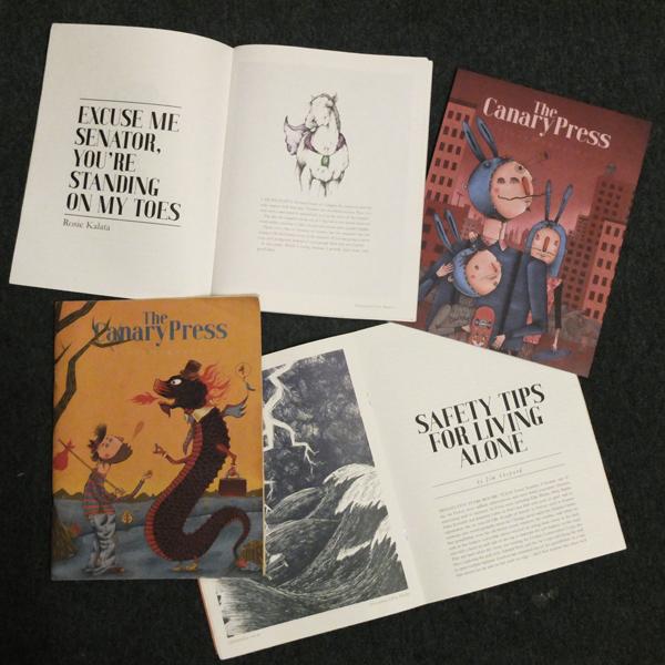 Canary-Press